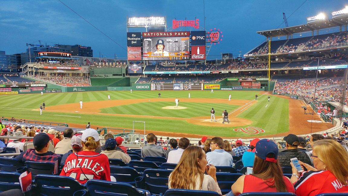 0e0723343b0 ... games at Nationals Park since it opened in 2008 and have a few hacks to  share for getting cheap Nationals tickets. I buy on one of three websites