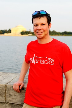 Trip Hacks DC founder, Rob