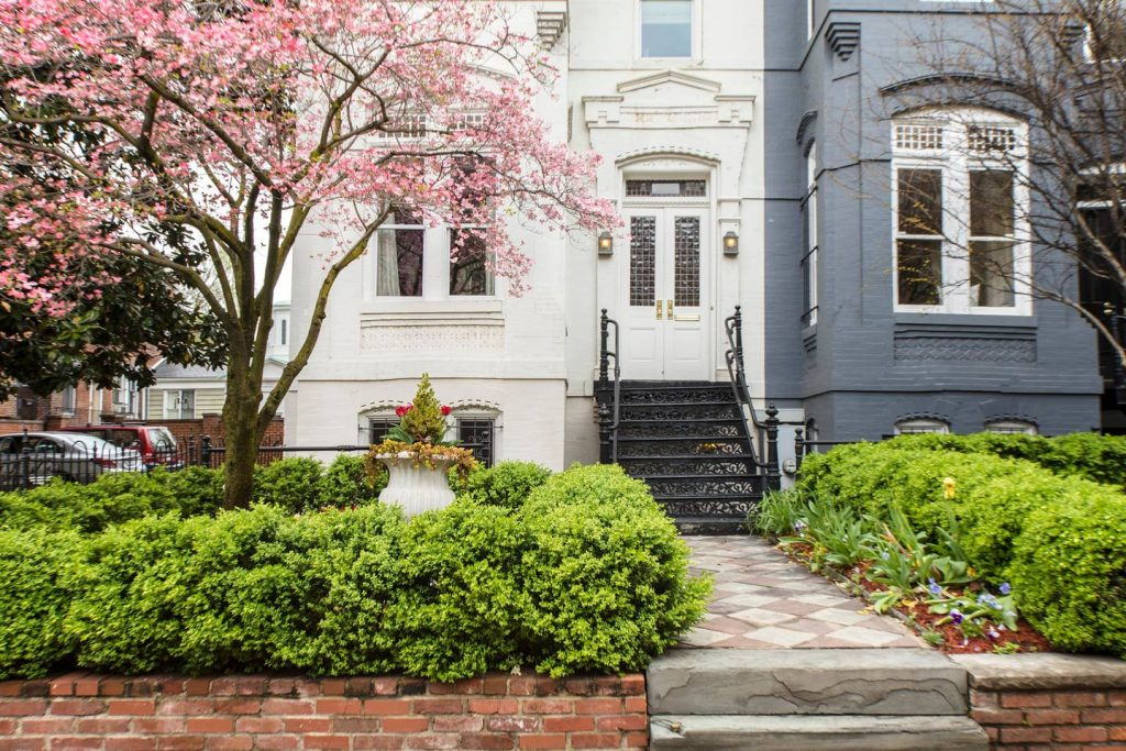 This is a Washington, DC Airbnb rental in the Georgetown neighborhood. Stay here if you want to experience the heart of Georgetown.