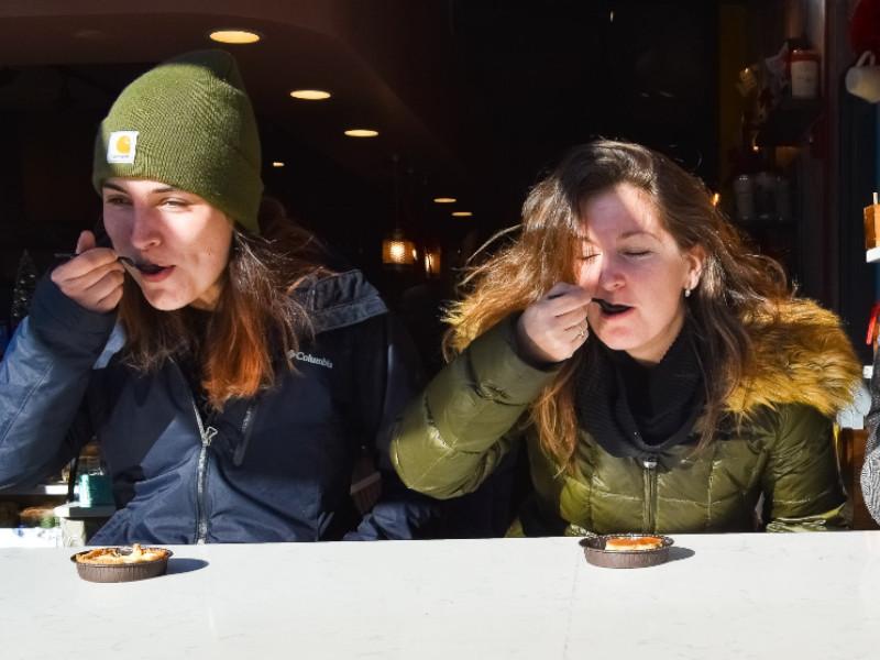 Blue Fern Travel operates food tours in Washington, DC.
