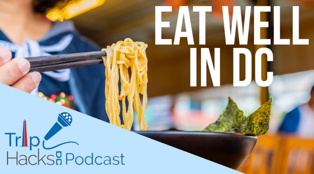 Eating Well in DC Podcast